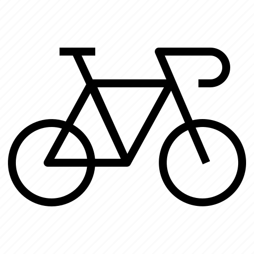 bicycle, bike, cycling, transportation, vehicle icon