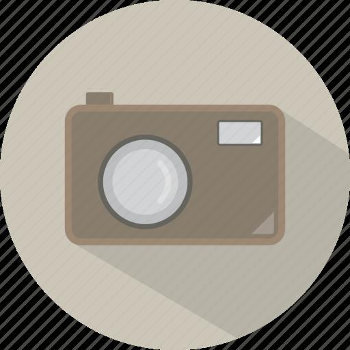 camera, travel icon