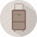 luggage, travel icon