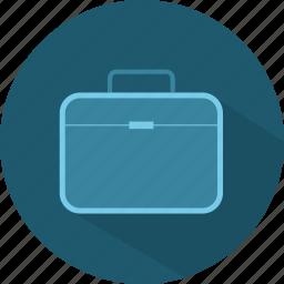 luggage, travel icon