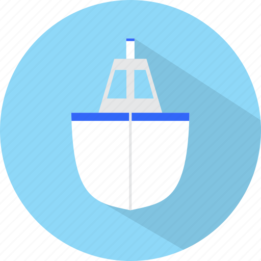 ship, travel, vacation icon