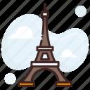 capture photo, eiffel tower, france, landmark, monument, paris