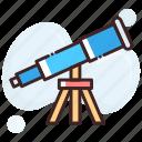 astronomy, planetarium, spyglass, telescope, vision