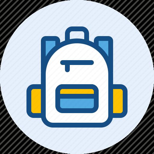 bag, holiday, travel, trip icon