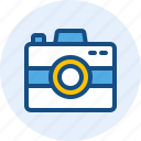 camera, holiday, travel, trip icon