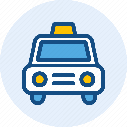 holiday, taxi, travel, trip icon
