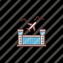 flight, travel, tour, airplane, hotel