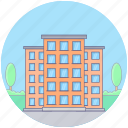 cottage, five star hotel, hotel, house, inn, motel icon