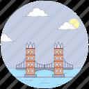 england architecture, england monument, landmark, london bridge, tower bridge icon