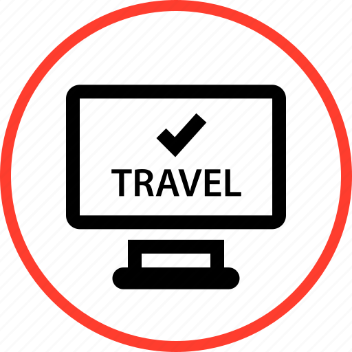 Check, outdoors, travel, vacation, website icon - Download on Iconfinder