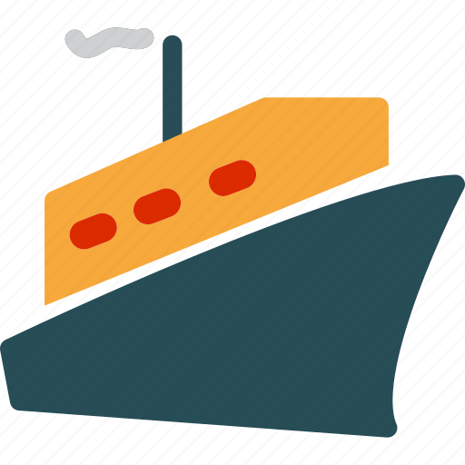 delivery, ship, transport, travel icon
