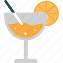 cocktail, drink, lemonade, refreshing juice icon
