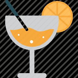cocktail, drink, lemonade, refreshing juice icon