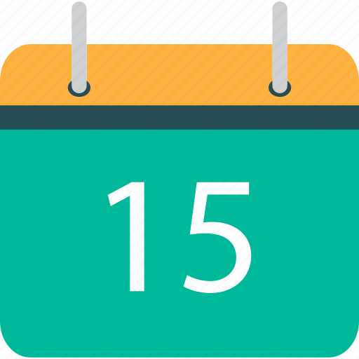 calendar, dat, day, schedule icon