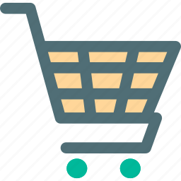 basket, cart, shopping, shopping cart icon