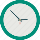 clock, round clock, timer, watch icon