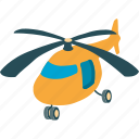 chopper, copter, helicopter, flying