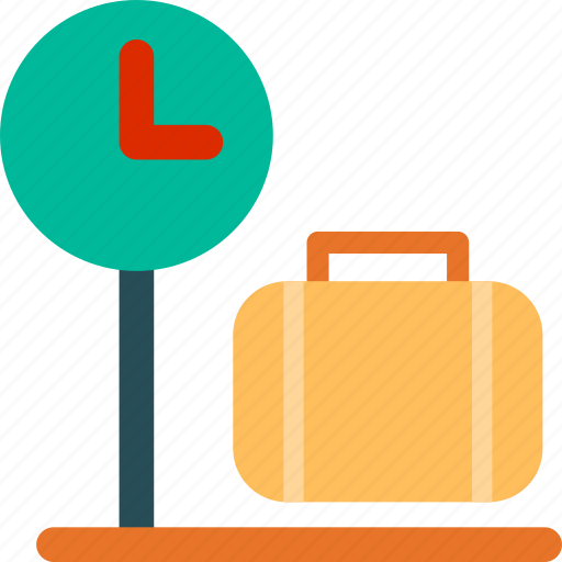 airport, airport check in, check in sign, travel icon