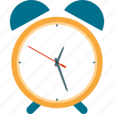 alarm, clock, timer, watch icon