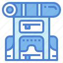 backpack, baggage, bags, travel icon