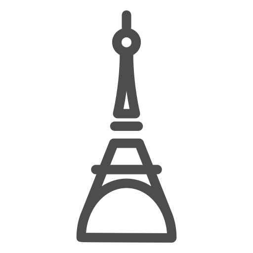 city, country, france, paris, sight, tower, view icon
