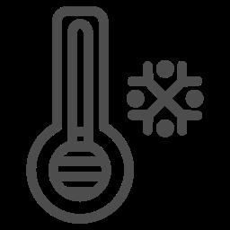 air, cold, condition, fresh, temperature, weather, zero icon
