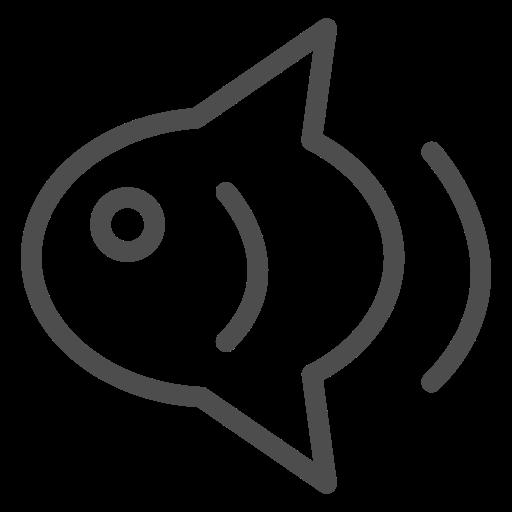 animal, fish, ocean, river, sea, underwater, water icon