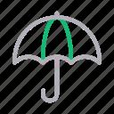 climate, rain, travel, umbrella, weather