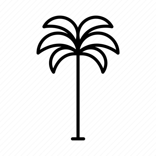 forest, garden, nature, park, tree, trees icon