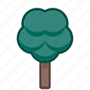 arbor, ecology, final, jungle, leaf, plant, tree icon