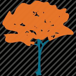 generic tree, nature, simple tree, tree icon