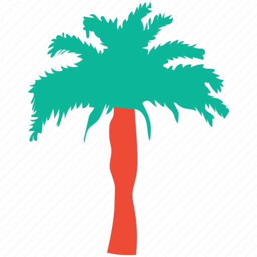 generic tree, nature, palm tree, tree icon