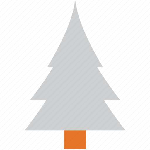 generic tree, pine, shrub tree, tree icon