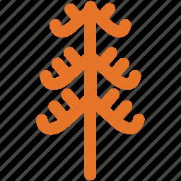 generic tree, plant, poplar, tree icon