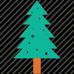 christmas tree, fir, generic tree, tree icon