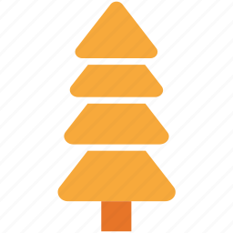 christmas, fir, generic tree, spruce, tree icon
