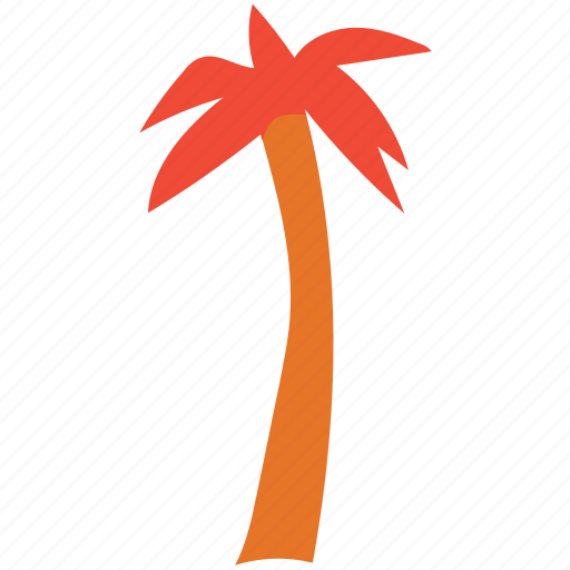 generic tree, nature, palm, tree icon