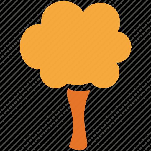 generic tree, maple, shrub, tree icon