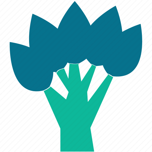 generic tree, leafy, tree, vase form icon
