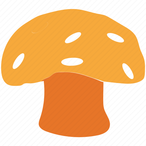 mushroom tree, tree, tree like mushroom, upright standard icon