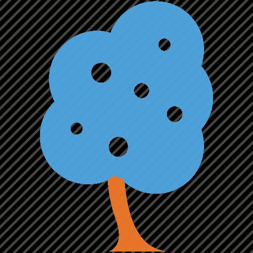tree, tree generictree, tree in winter, walnut icon