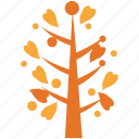 generic, heart leaves, heart shape leaf, tree icon