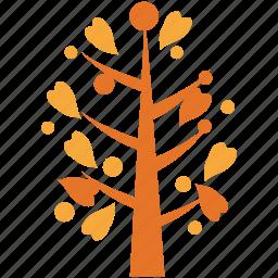 generic, heart leaves, heart shape leaf, tree icon