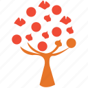 generic, nature, spring tree, tree icon