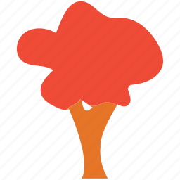 generic, shrub, tree icon