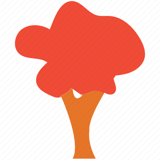 generic, shrub, tree icon