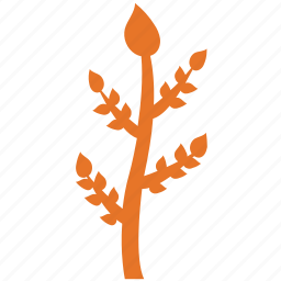 branch, nature, plant, tree branch icon