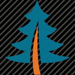 christmas tree, decoration, tree, xmas tree icon