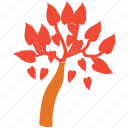 ecology, leafy, nature, plant icon