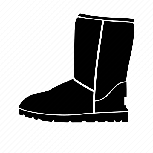 boots, christmas, cold, snow, uggs, warm, winter icon